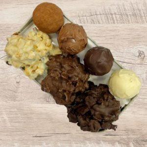 roques i eriçons xocolata pastisseria online la colmena Barcelona