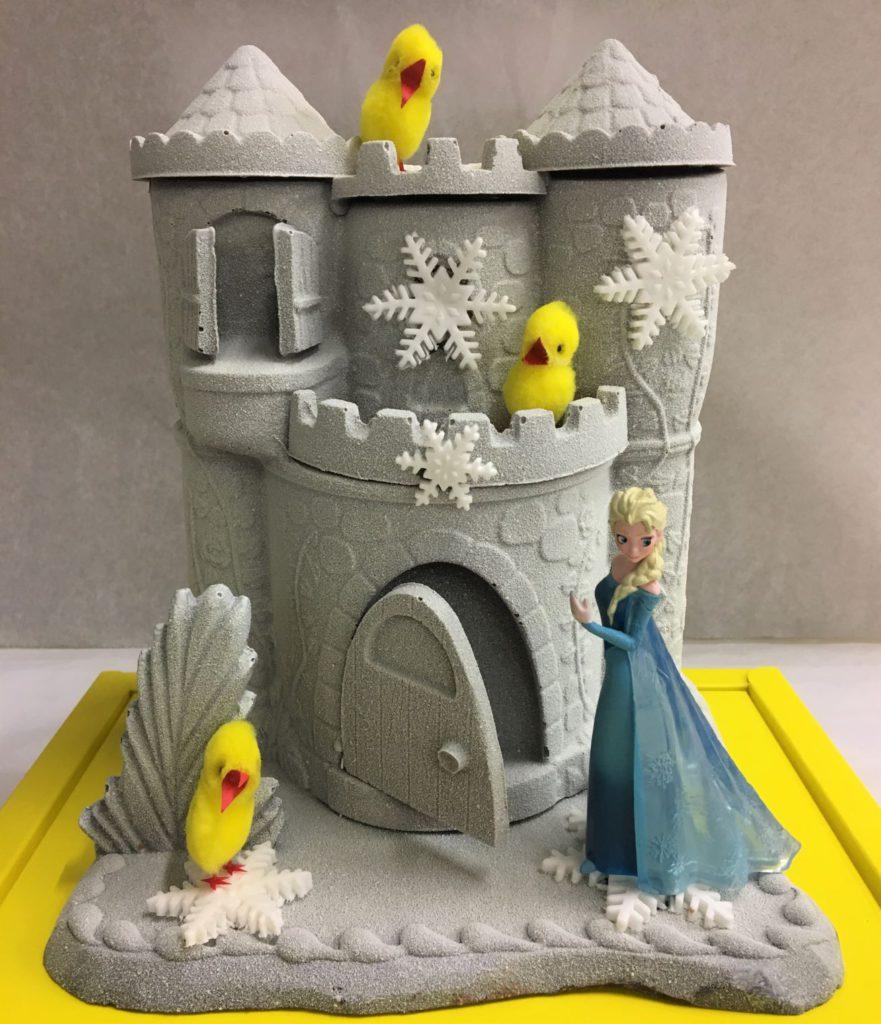 Castell Elsa Frozen