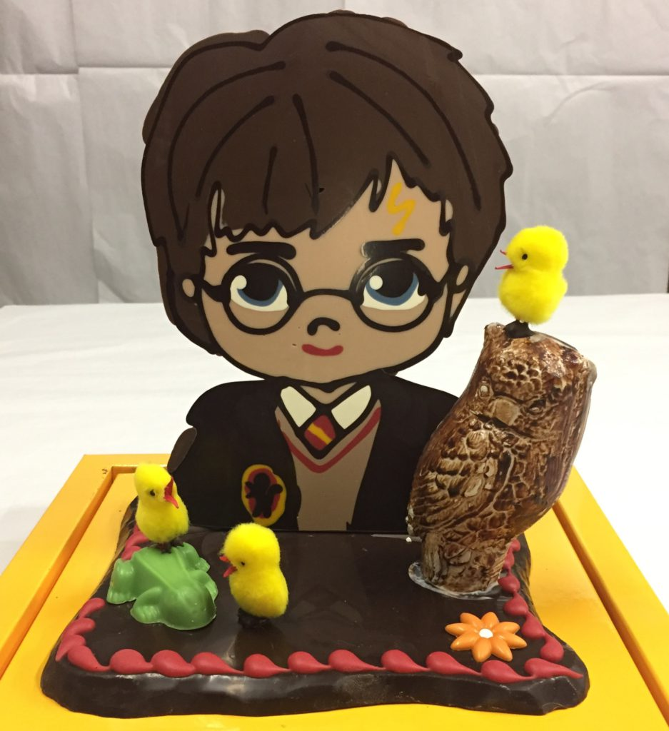 Harry Potter. Mona de xocolata