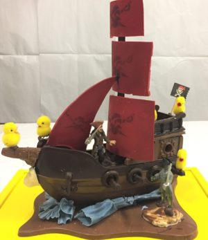 Vaixell gran de pirates